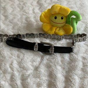 Heavy BRIGHTON 💖💝😍women's belt